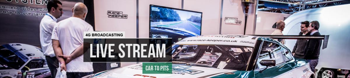 LiveStream your Race-Keeper Onboard Video via 4G – Race-Keeper