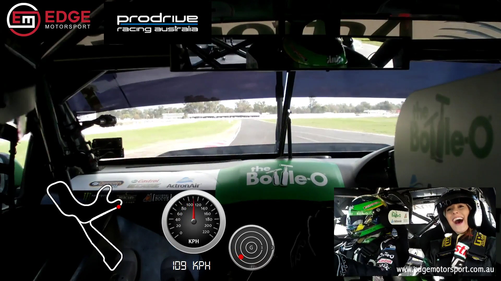 Race-Keeper – HD Video & Data Systems