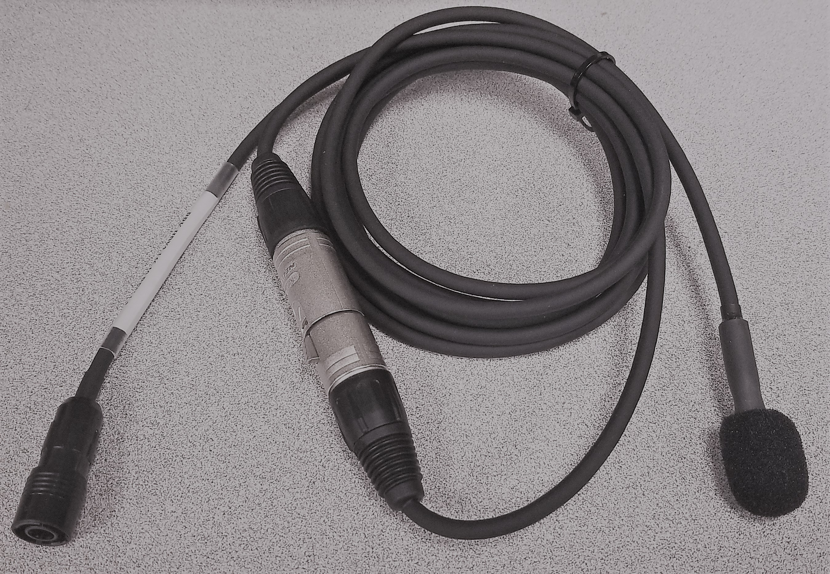 Mic with XLR Mated