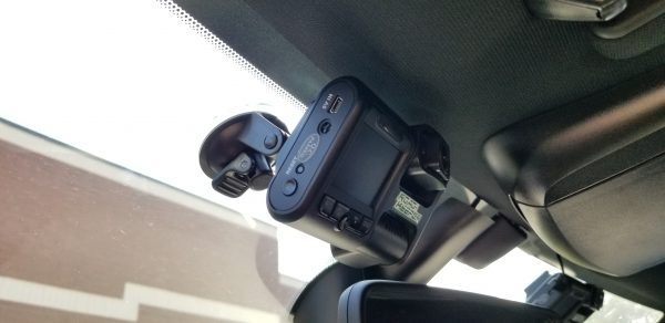 Road-Keeper Suction cup mount