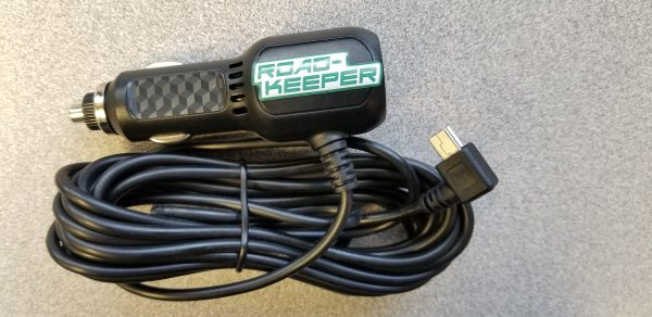 Road-Keeper power loom - Cig lighter plug