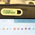 Race-Keeper Webcam cover