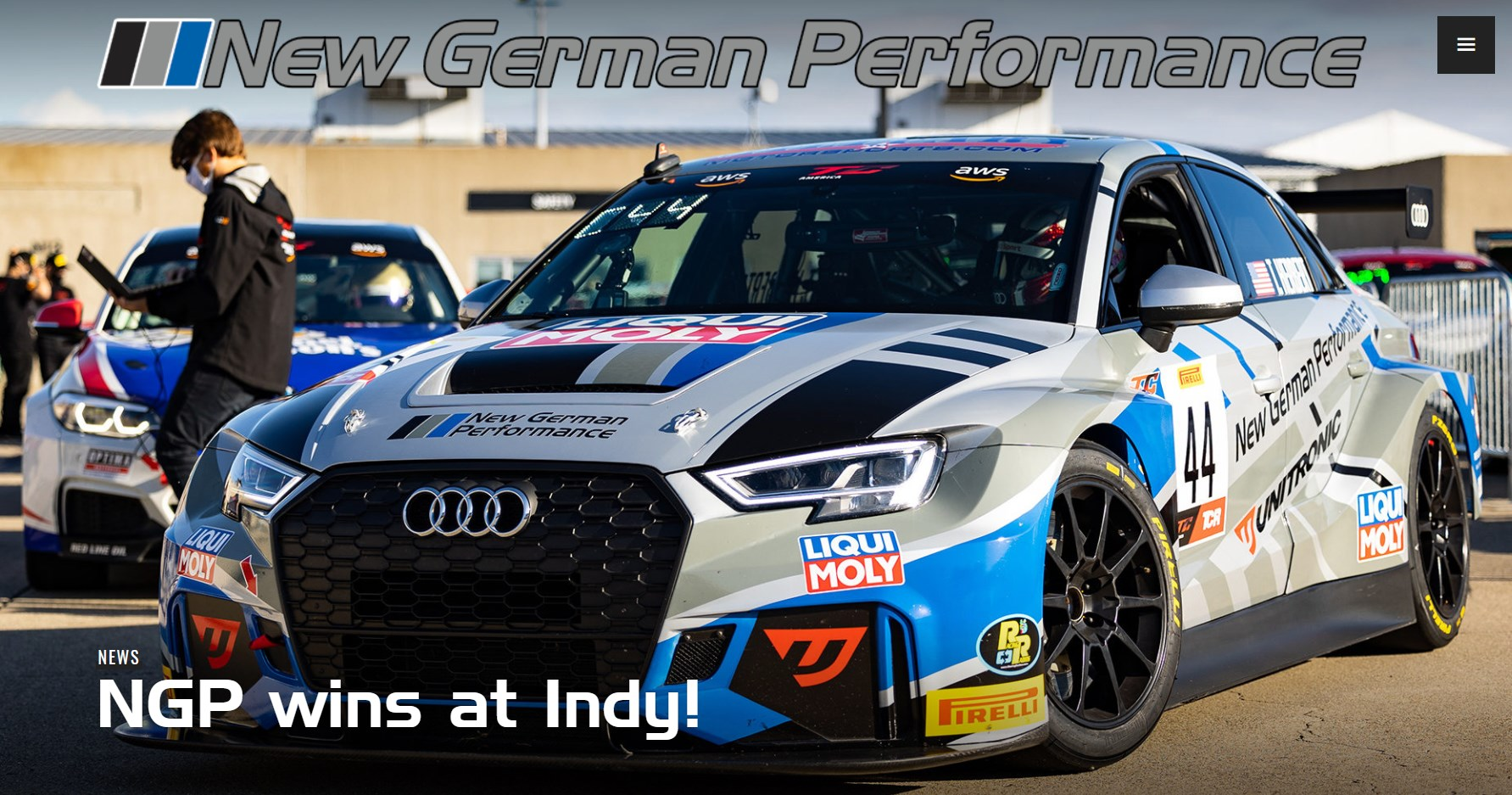 NGP Audi RS3 TCR